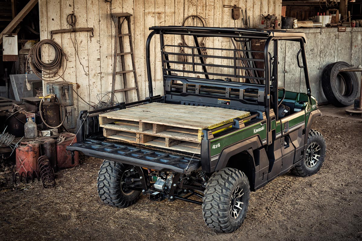 2016 Kawasaki Mule Pro-FX EPS LE in South Paris, Maine