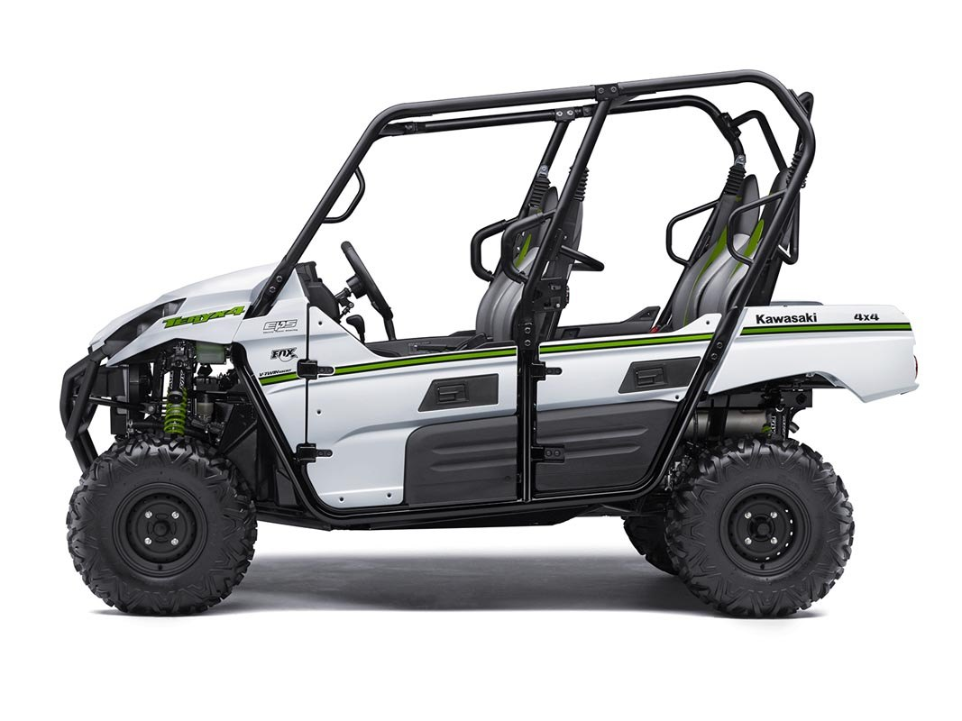 2016 Kawasaki Teryx4 in Harrison, Arkansas - Photo 8