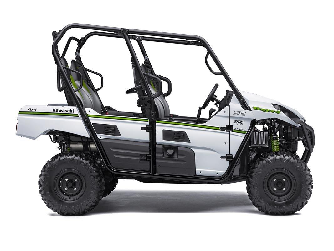 2016 Kawasaki Teryx4 in Harrison, Arkansas - Photo 7