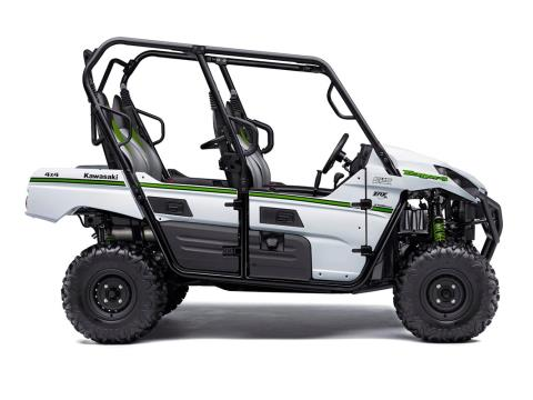 2016 Kawasaki Teryx4 in North Reading, Massachusetts