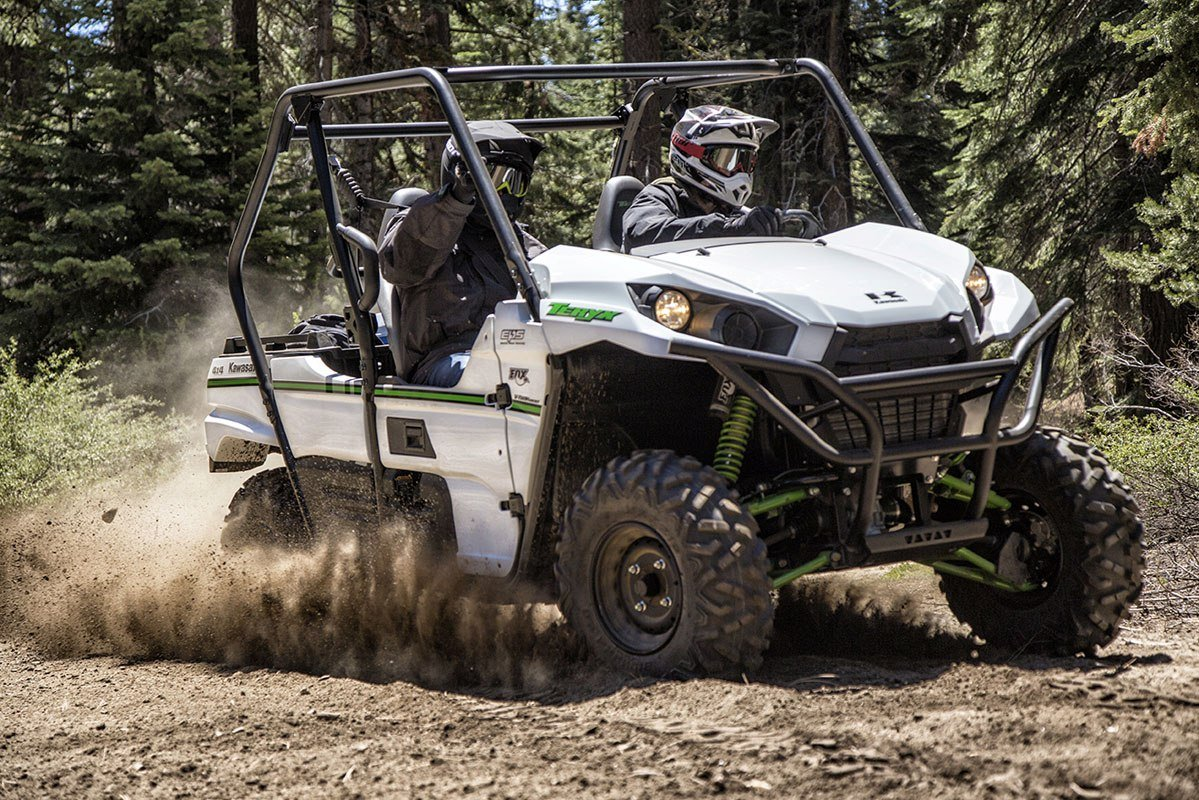 2016 Kawasaki Teryx4 in Harrison, Arkansas - Photo 13