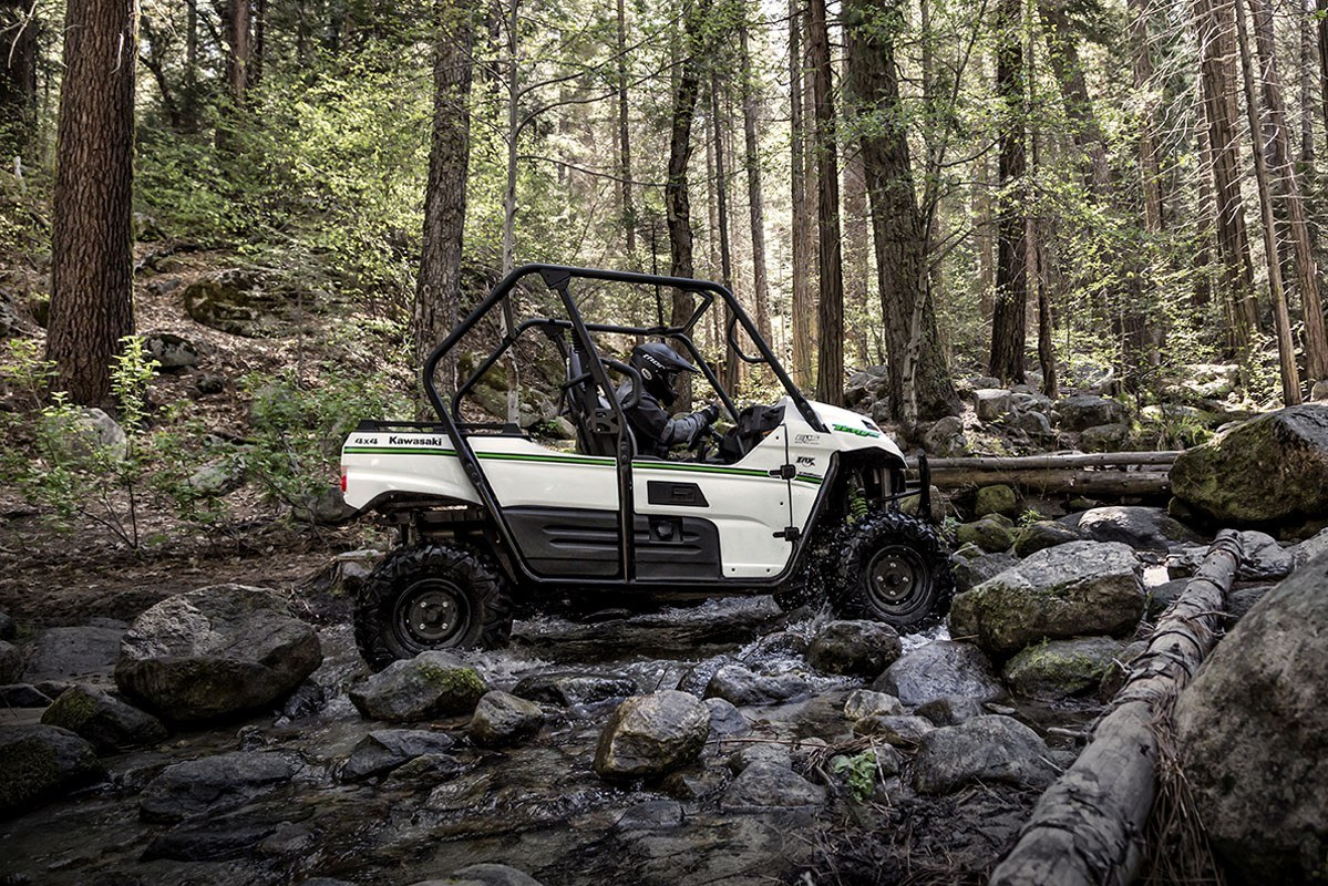 2016 Kawasaki Teryx4 in Harrison, Arkansas - Photo 21