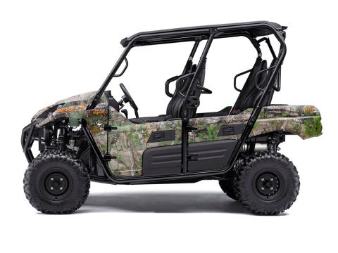 2016 Kawasaki Teryx4 Camo in North Reading, Massachusetts