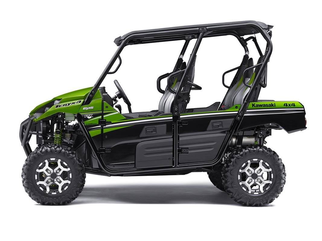 2016 Kawasaki Teryx4 LE in North Reading, Massachusetts - Photo 2