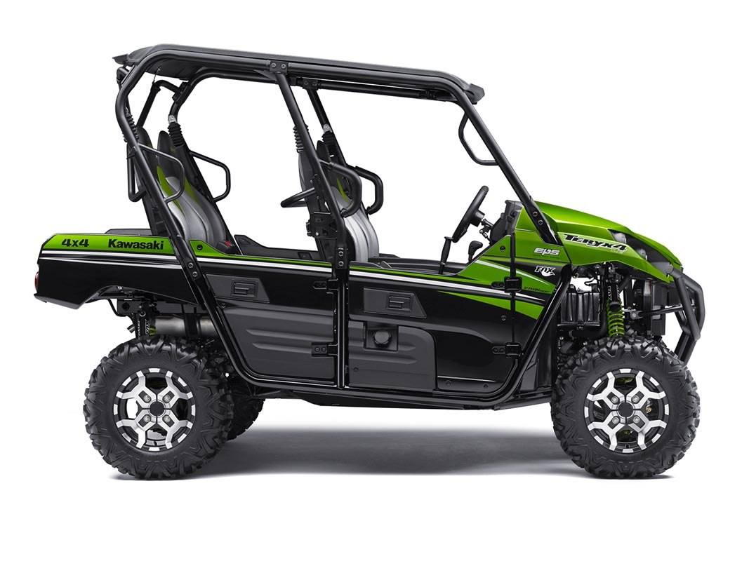 2016 Kawasaki Teryx4 LE in North Reading, Massachusetts - Photo 1