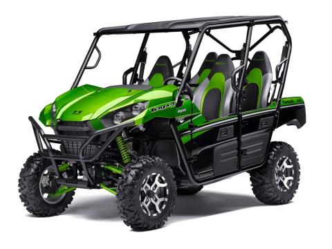 2016 Kawasaki Teryx4 LE in North Reading, Massachusetts - Photo 3