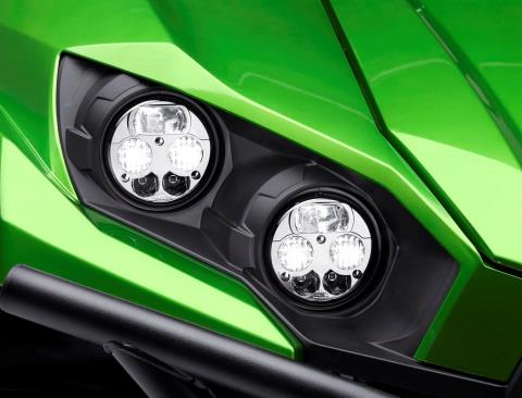 2016 Kawasaki Teryx4 LE in North Reading, Massachusetts - Photo 9