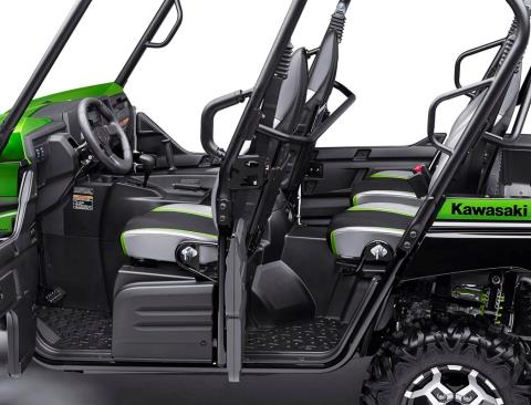 2016 Kawasaki Teryx4 LE in North Reading, Massachusetts - Photo 4