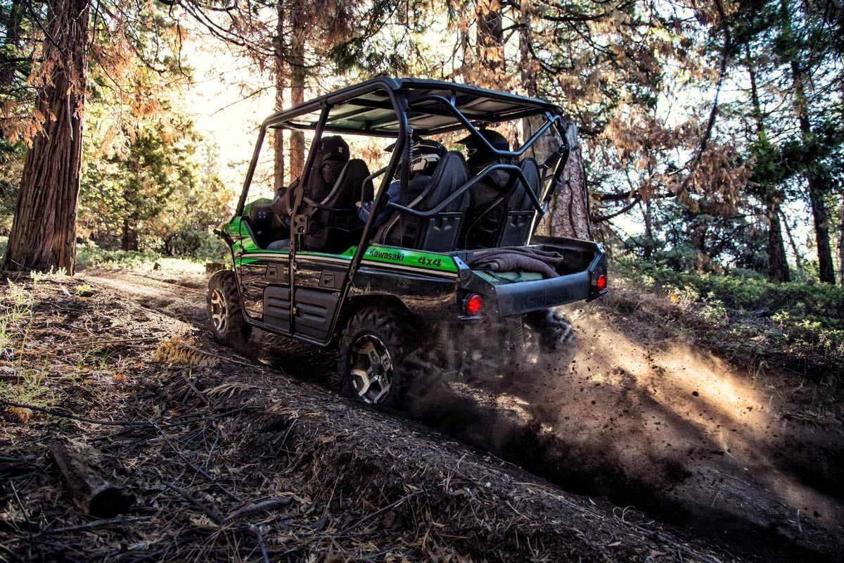 2016 Kawasaki Teryx4 LE in North Reading, Massachusetts - Photo 23