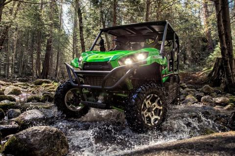2016 Kawasaki Teryx4 LE in North Reading, Massachusetts - Photo 29
