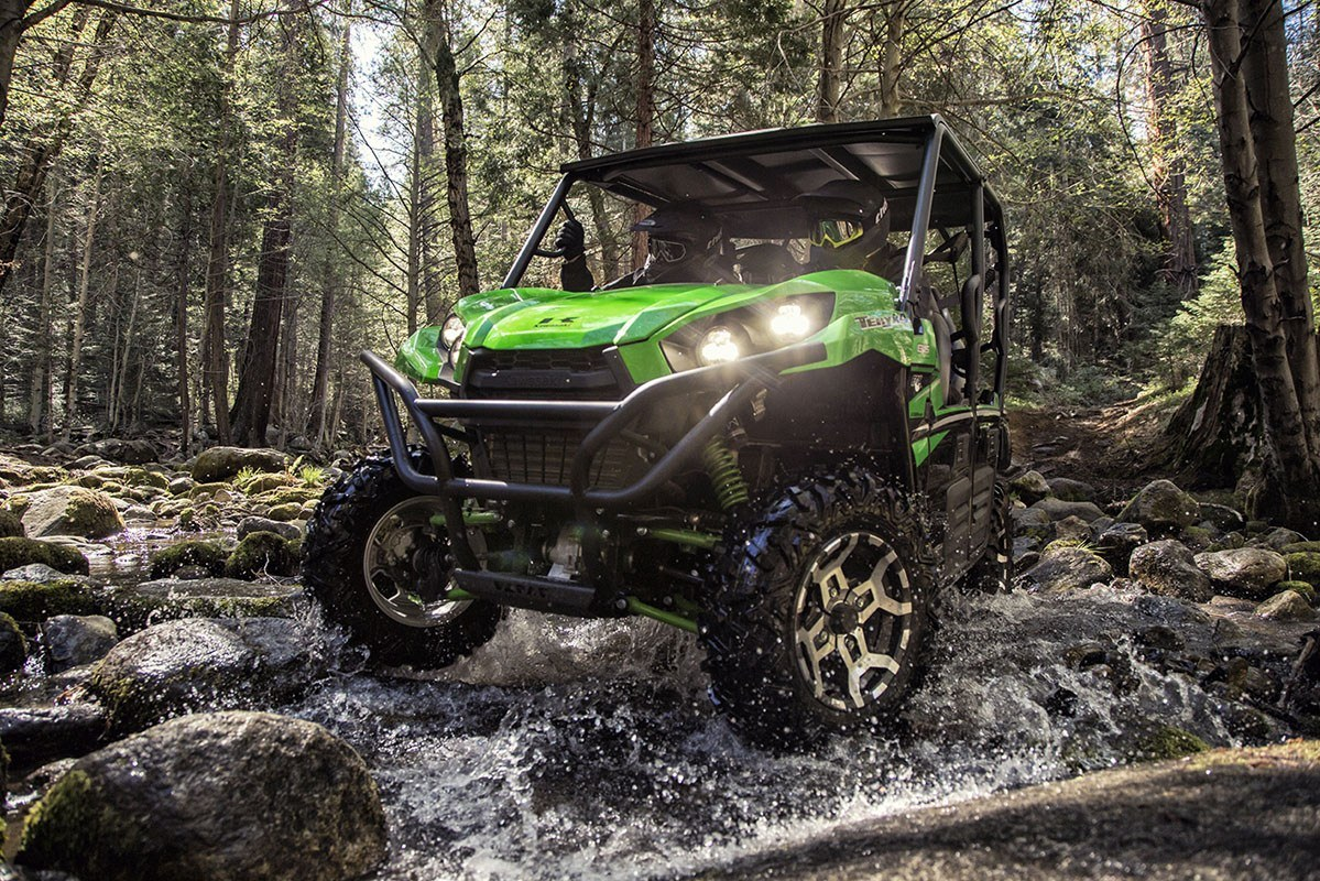 2016 Kawasaki Teryx4 LE in North Reading, Massachusetts - Photo 5