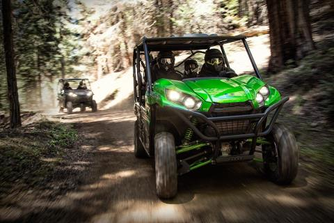 2016 Kawasaki Teryx4 LE in North Reading, Massachusetts - Photo 8