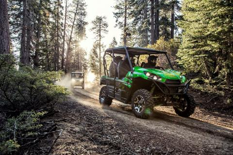 2016 Kawasaki Teryx4 LE in North Reading, Massachusetts - Photo 15