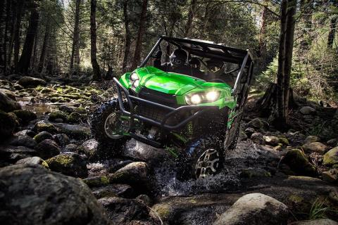 2016 Kawasaki Teryx4 LE in North Reading, Massachusetts - Photo 19