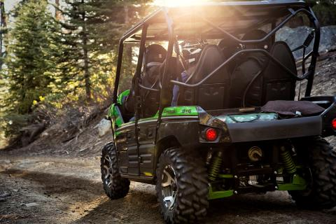 2016 Kawasaki Teryx4 LE in North Reading, Massachusetts - Photo 22