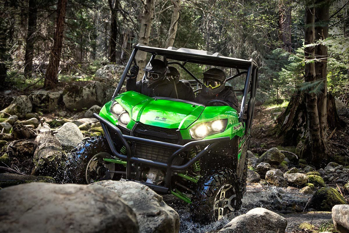 2016 Kawasaki Teryx4 LE in Romney, West Virginia
