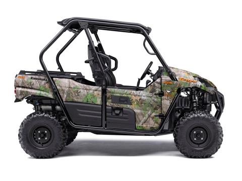 2016 Kawasaki Teryx Camo in North Reading, Massachusetts