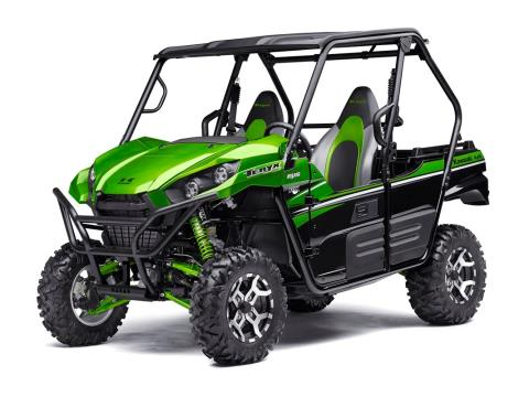 2016 Kawasaki Teryx LE in North Reading, Massachusetts - Photo 3