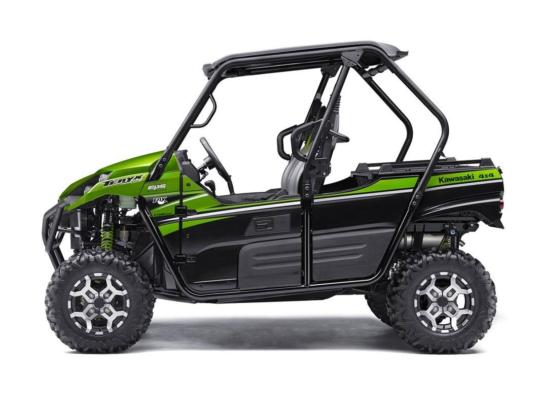 2016 Kawasaki Teryx LE in Hickory, North Carolina
