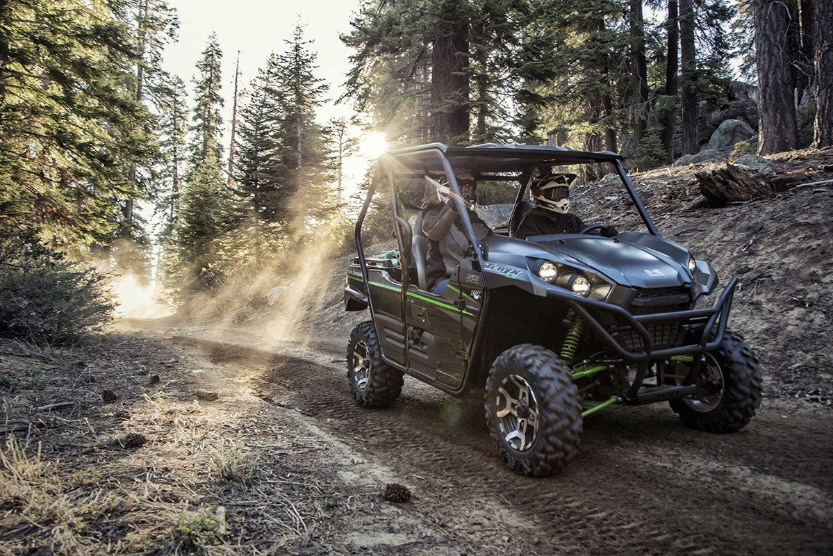 2016 Kawasaki Teryx LE in North Reading, Massachusetts - Photo 35