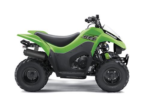 2017 Kawasaki KFX50 in Everett, Pennsylvania
