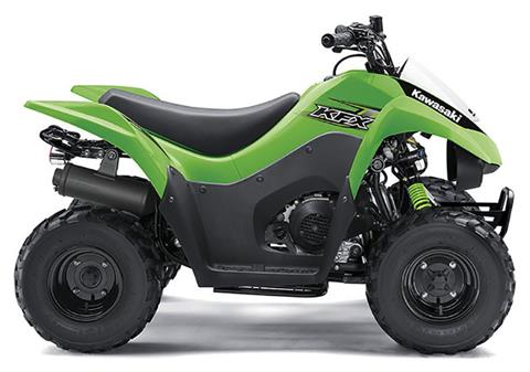 2017 Kawasaki KFX50 in Athens, Ohio
