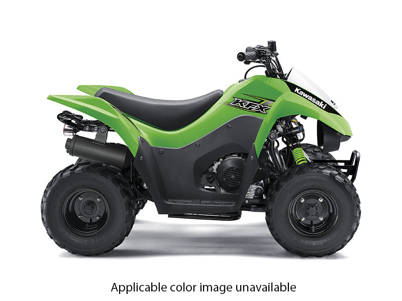 2017 Kawasaki KFX50 in Nevada, Iowa