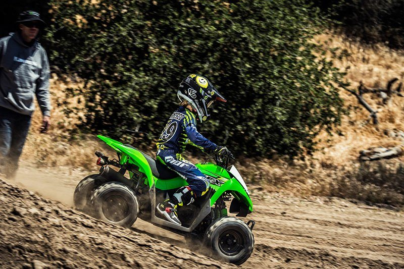 2017 Kawasaki KFX50 in Everett, Pennsylvania - Photo 4