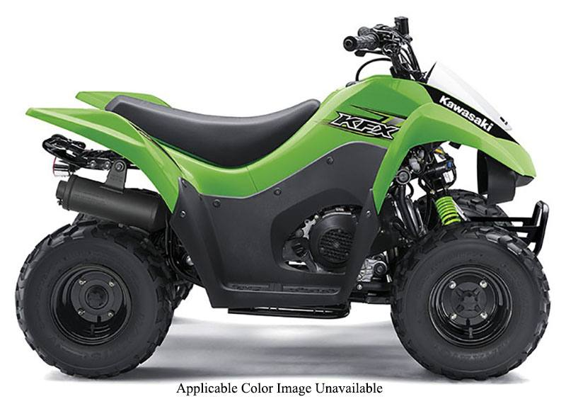 2017 Kawasaki KFX50 in Everett, Pennsylvania - Photo 1