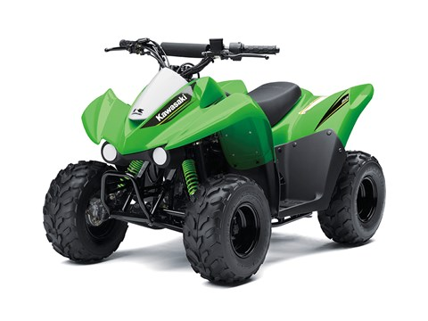 2017 Kawasaki KFX50 in Traverse City, Michigan