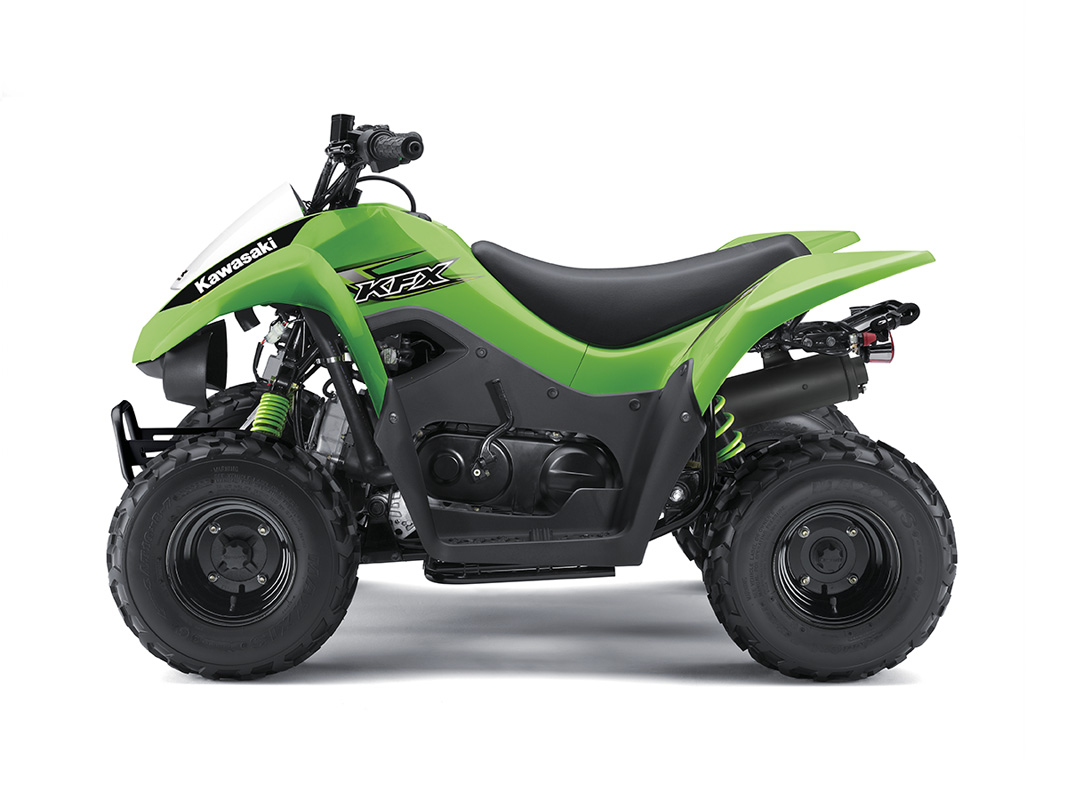 2017 Kawasaki KFX50 in Mount Vernon, Ohio