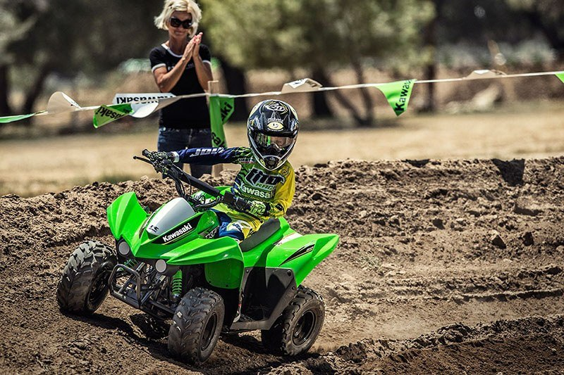 2017 Kawasaki KFX50 in Yuba City, California