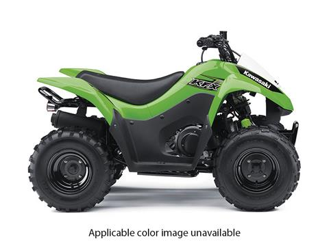2017 Kawasaki KFX90 in Nevada, Iowa