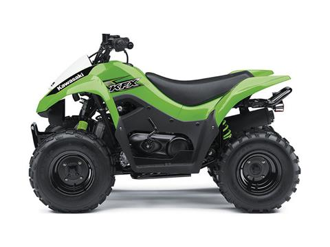 2017 Kawasaki KFX90 in Howell, Michigan