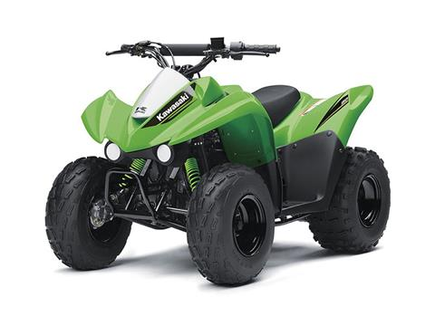 2017 Kawasaki KFX90 in Louisville, Tennessee