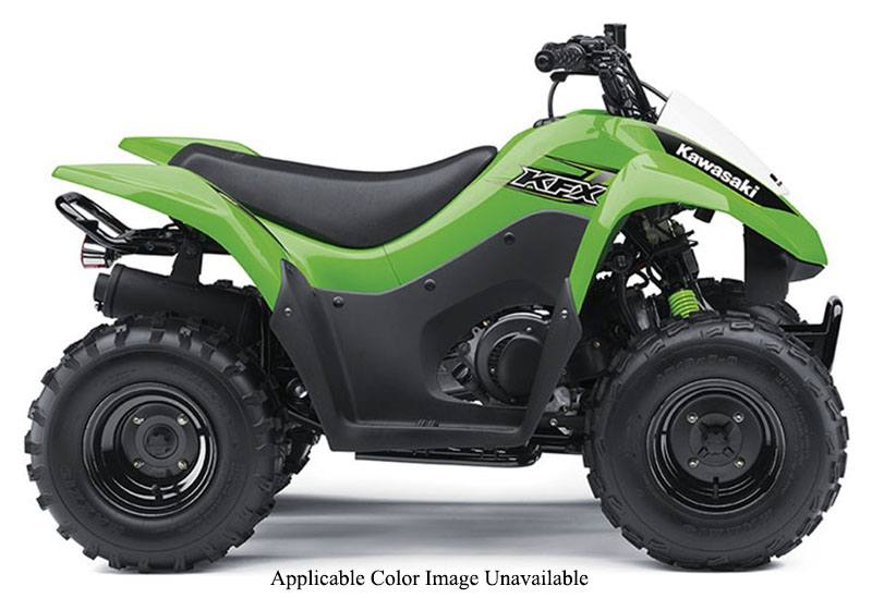 2017 Kawasaki KFX90 in Virginia Beach, Virginia - Photo 2