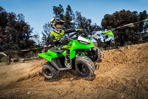 2017 Kawasaki KFX90 in Las Cruces, New Mexico