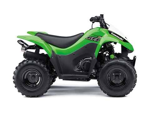 2017 Kawasaki KFX90 in Highland, Illinois