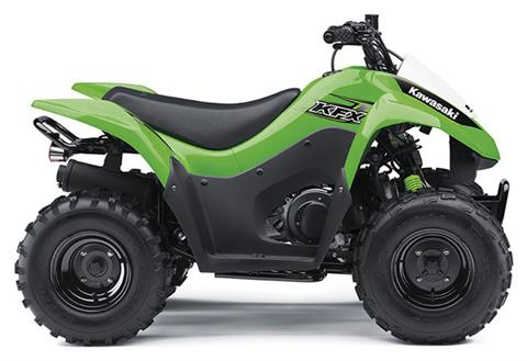 2017 Kawasaki KFX90 in Watseka, Illinois - Photo 1