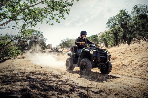 2017 Kawasaki Brute Force 300 in Corona, California