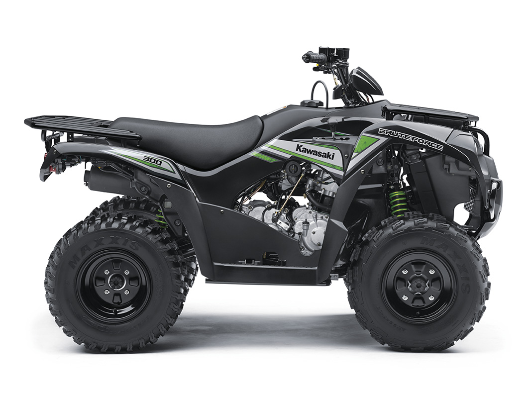 2017 Kawasaki Brute Force 300 in Kieler, Wisconsin