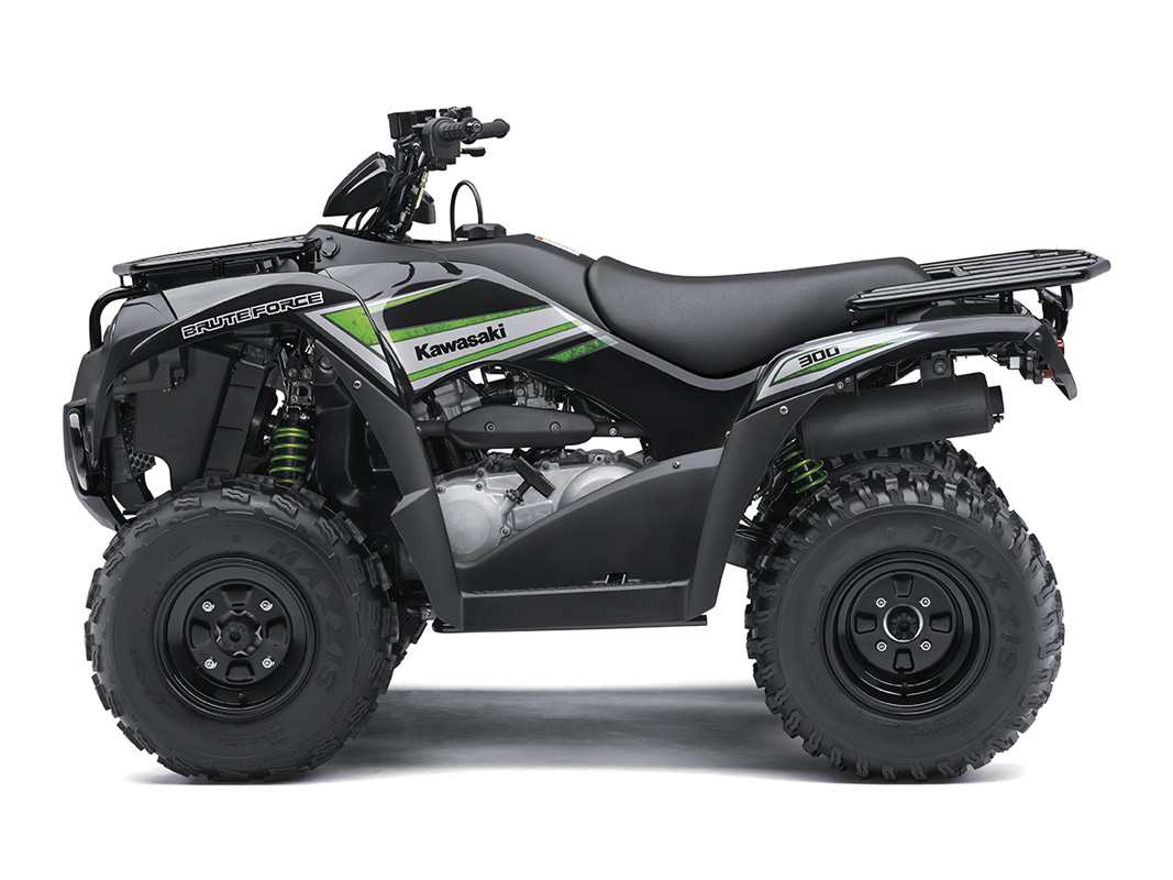 2017 Kawasaki Brute Force 300 in Highland, Illinois