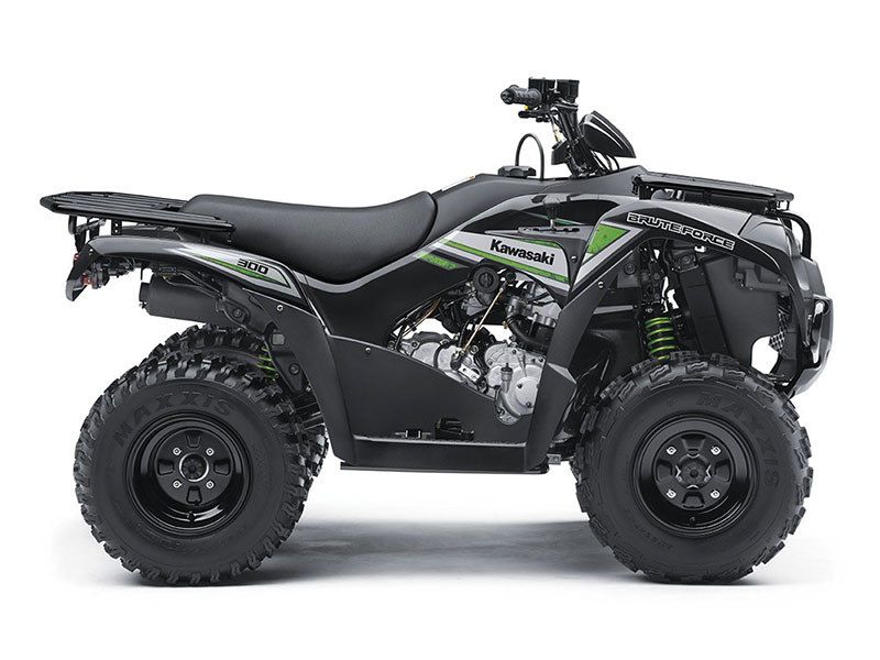 2017 Kawasaki Brute Force 300 in Marina Del Rey, California