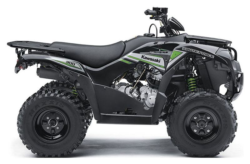 2017 Kawasaki Brute Force 300 in Stillwater, Oklahoma