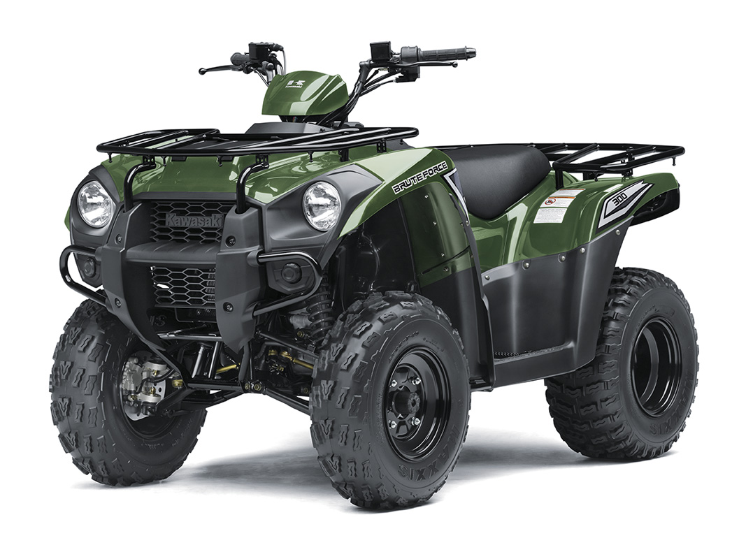 2017 Kawasaki Brute Force 300 in Waterbury, Connecticut