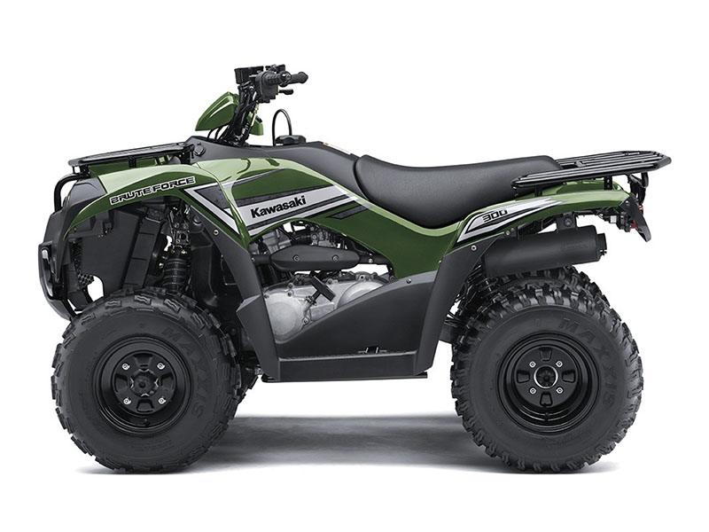 2017 Kawasaki Brute Force 300 in North Reading, Massachusetts - Photo 2