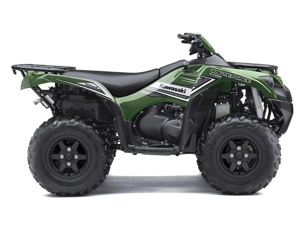 2017 Kawasaki Brute Force 750 4x4i in Howell, Michigan