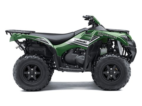 2017 Kawasaki Brute Force 750 4x4i in Mount Pleasant, Michigan