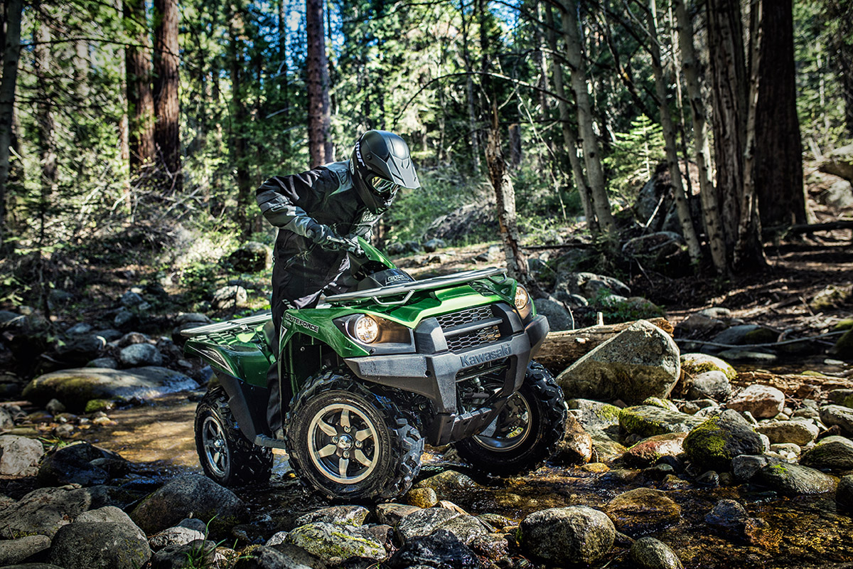 2017 Kawasaki Brute Force 750 4x4i in Chillicothe, Missouri