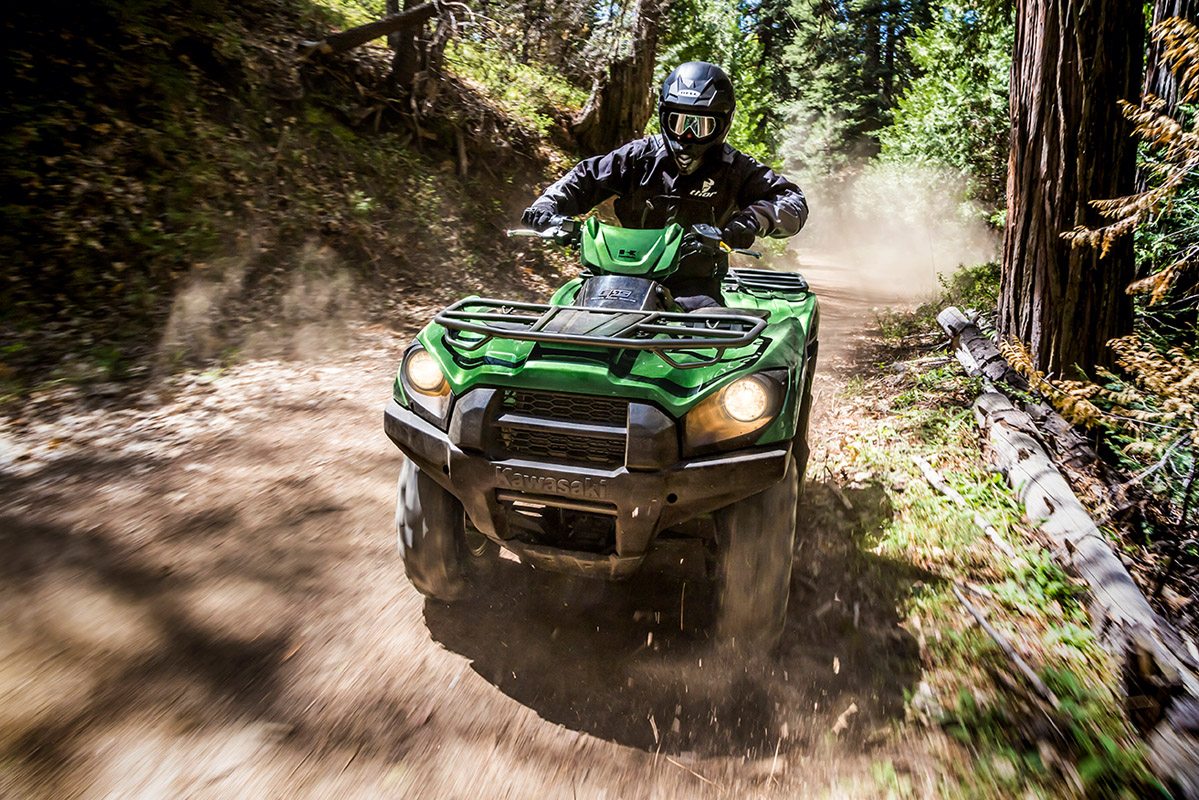 2017 Kawasaki Brute Force 750 4x4i in Sacramento, California